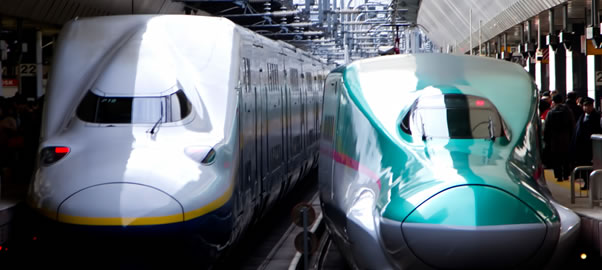 wimaxで新大阪から東京品川迄の速度テストをしてみました。