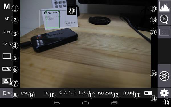 androidタブレットで一眼レフカメラを操作できる「DSLR Controller」記事のまとめ