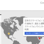 Google のスマートフォンに関する調査 Our Mobile Planet が面白い