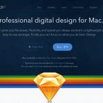 ホームページデザインソフト Sketch 3 を学べるチュートリアル動画